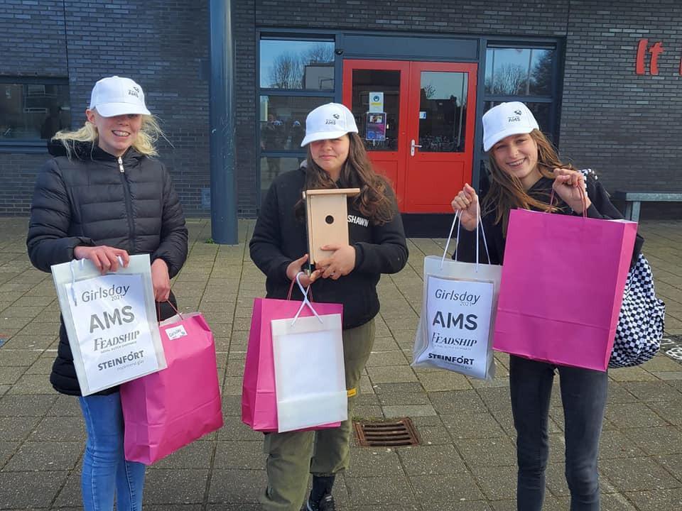 Girls Day op AMS!