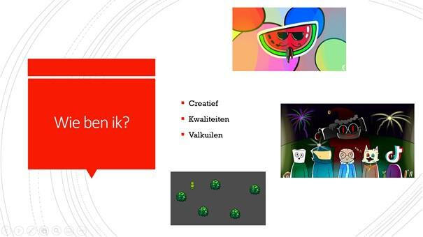 Assessment-presentaties in 3 HAVO