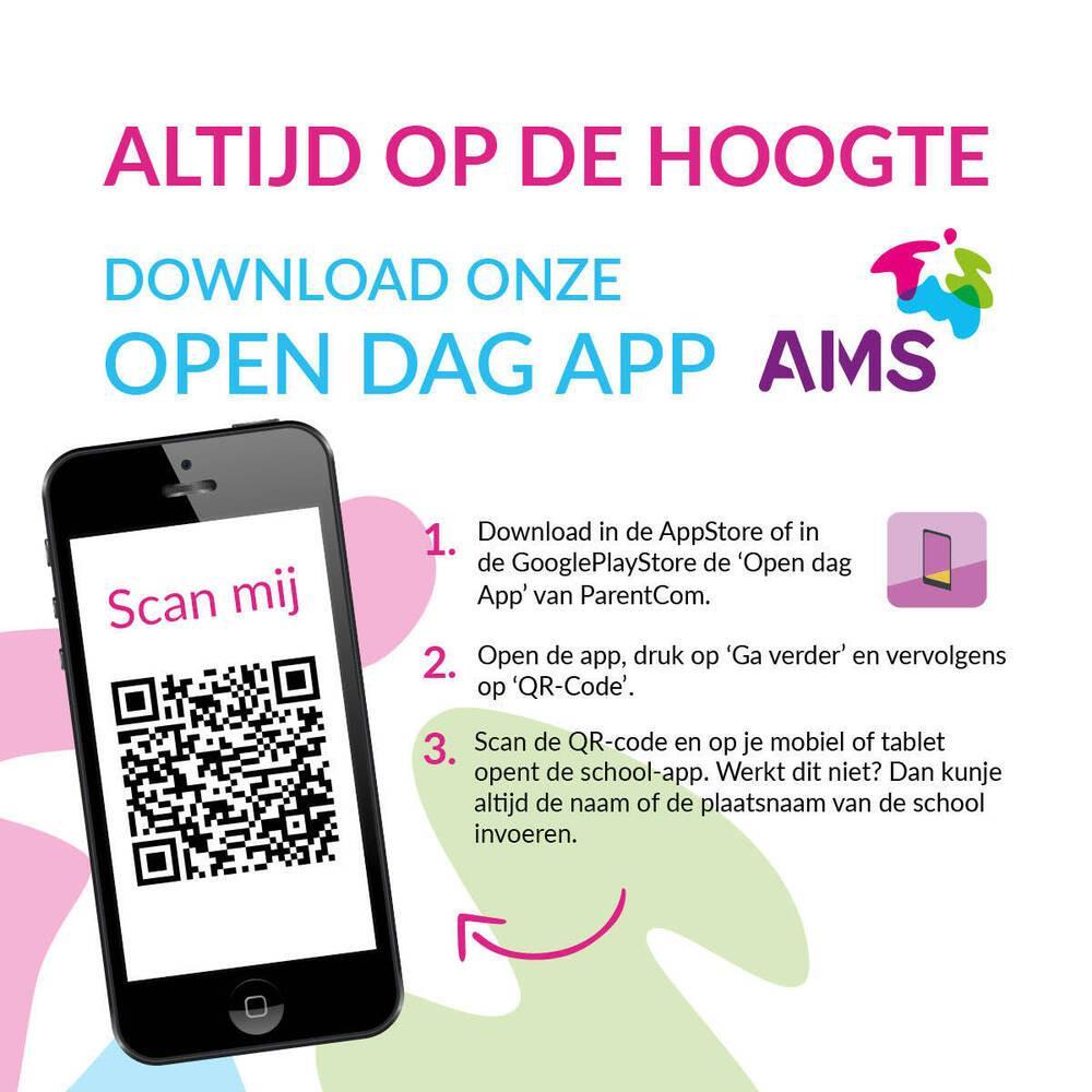 Open dag-app