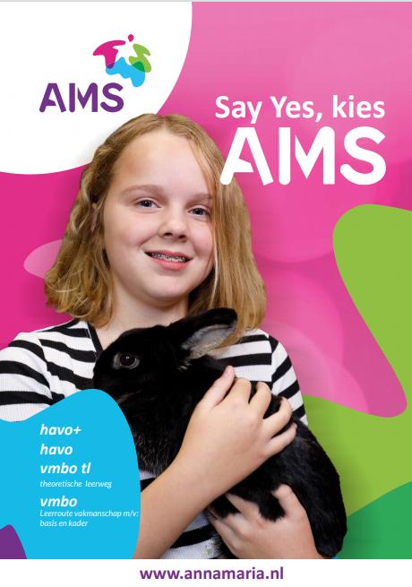 AMS-Folder voor groep 8